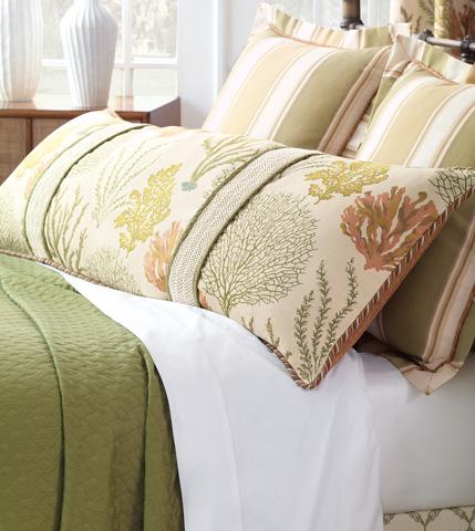 Eastern Accents - Caicos Grand Bed Sham - BPQ-270