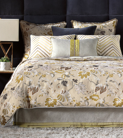Eastern Accents - Caldwell Bedset -King - BDK-314