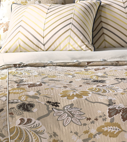 Image of Caldwell Duvet Cover And Comforter -King