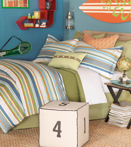Eastern Accents - Epic Shore Bedset -King - BDK-369