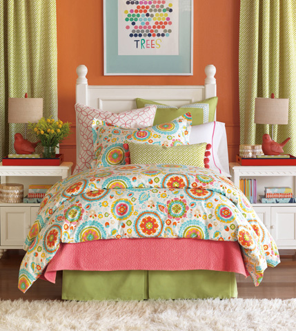 Image of Epic Splash Bedset -King