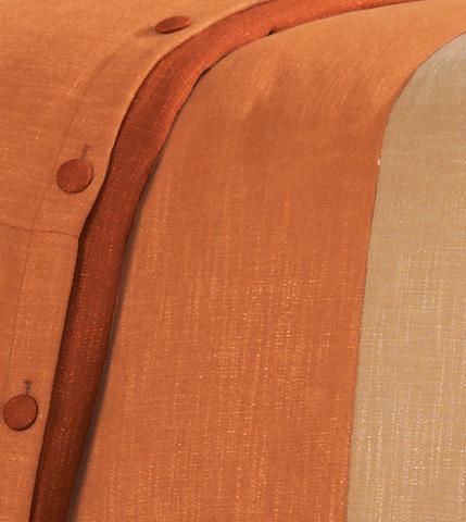 Image of Haberdash Brick Duvet Cover And Comforter -King