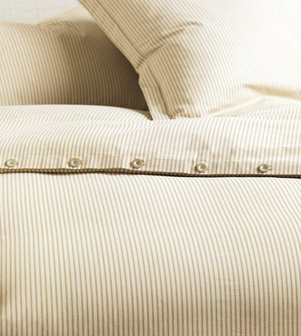 Image of Heirloom Vanilla Duvet Cover And Comforter -King