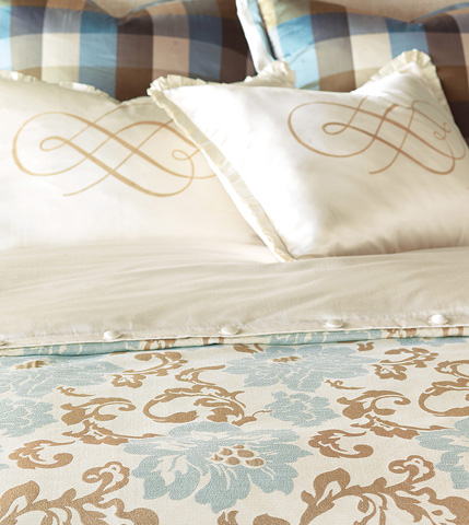 Image of Kinsey Duvet Cover And Comforter -King