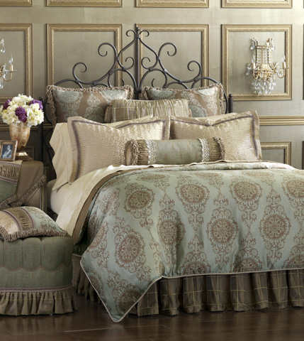 Eastern Accents - Marbella Bedset -King - BDK-148