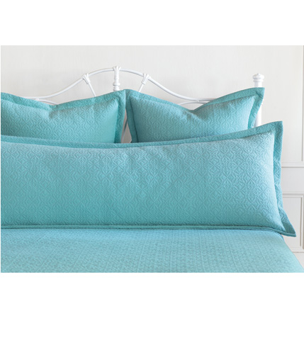 Eastern Accents - Mea Aqua Grand Sham -King - BPK-323