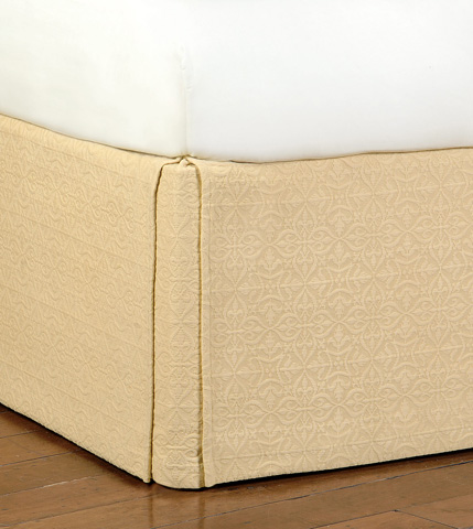 Image of Mea Sunshine Bed Skirt -King