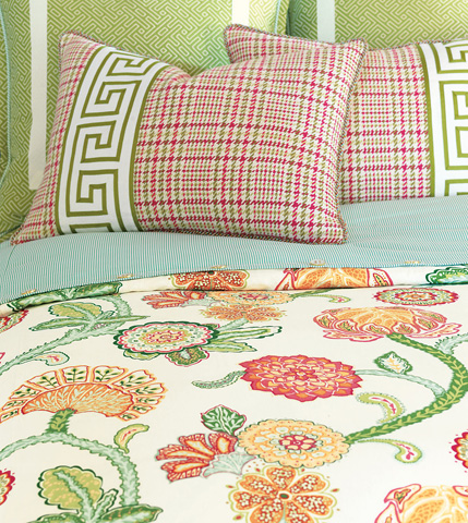 Image of Portia Duvet Cover And Comforter -King
