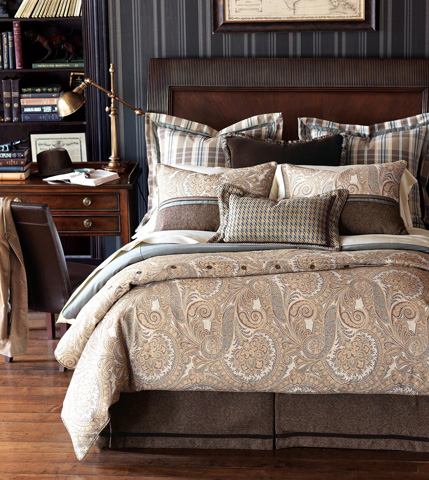 Image of Powell Bedset -King