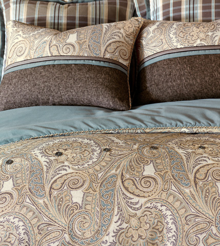 Image of Powell Duvet Cover And Comforter -King