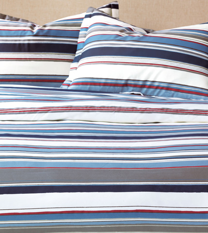 Image of Quinlan Harbor Duvet Cover And Comforter -King