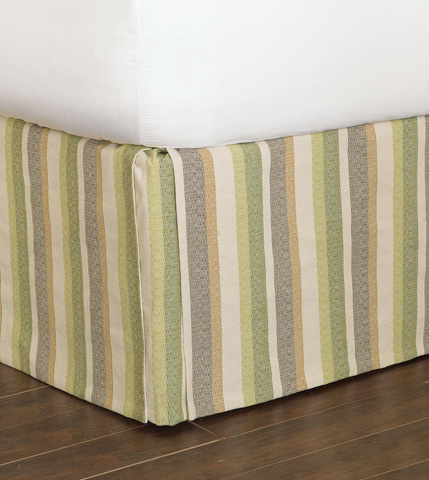 Eastern Accents - Sago Grass Bed Skirt -King - SKK-355