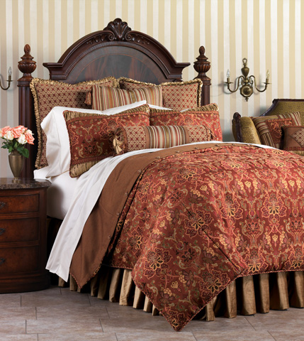 Image of Toulon Bedset -King