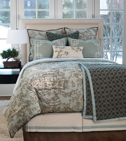 Eastern Accents - Vera Bedset -King - BDK-165
