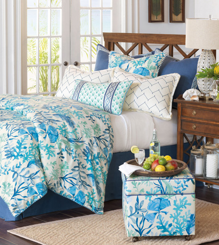 Eastern Accents - Olympia Bedset - BDQ-368