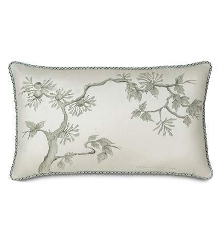 Eastern Accents - Hand-Painted Vera Bolster - BOL-165