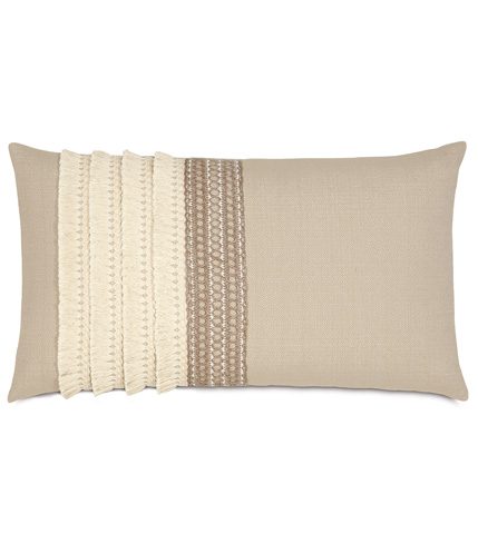 Eastern Accents - Vivo Bisque Bolster - BOL-311