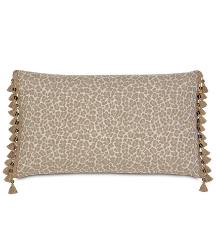 Eastern Accents - Parrish Fawn Bolster - BOL-312