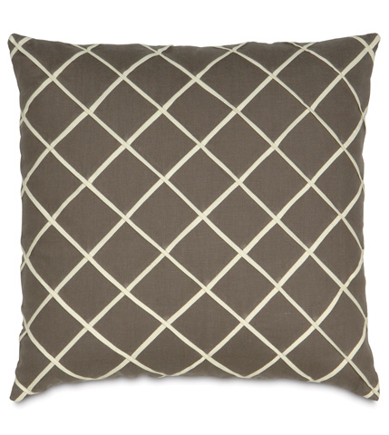 Eastern Accents - Breeze Clay Decorative Pillow - DPA-260