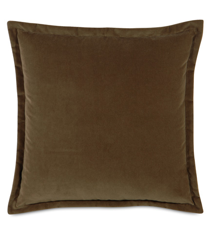 Eastern Accents - Jackson Mocha Decorative Pillow - DPA-283