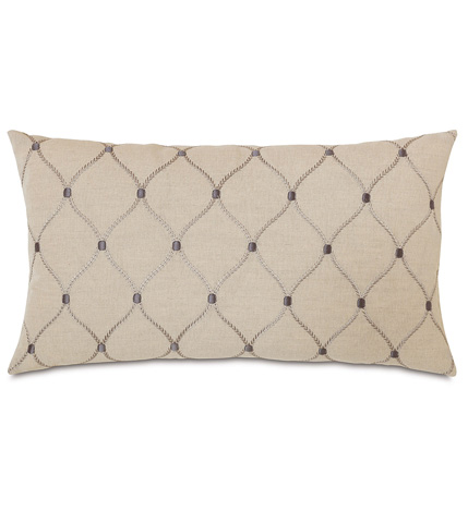 Eastern Accents - Branson Ivy Knife Edge Pillow - EDI-06