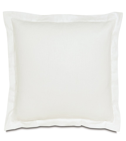 Image of Breeze White Euro Sham