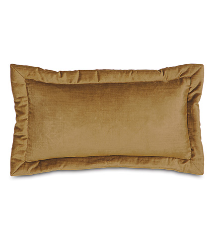 Eastern Accents - Lucerne Gold Throw Pillow - LCR-150-09
