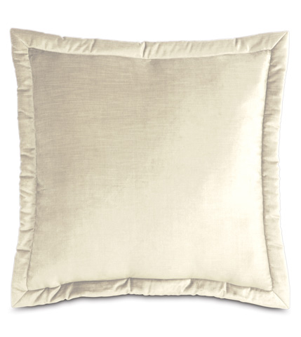 Eastern Accents - Lucerne Ivory Throw Pillow - LCR-151-01