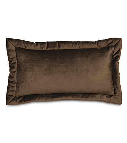Eastern Accents - Lucerne Mocha Throw Pillow - LCR-152-09