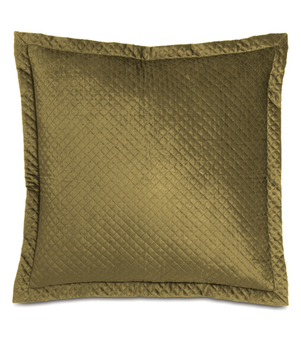 Eastern Accents - Reuss Olive Throw Pillow - LCR-154-02