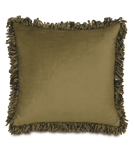 Eastern Accents - Lucerne Olive Throw Pillow - LCR-154-08
