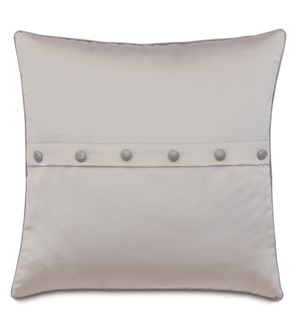 Image of Daza Mink Pillow with Buttons