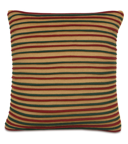 Eastern Accents - Wooly Stripe Pillow - ATE-206
