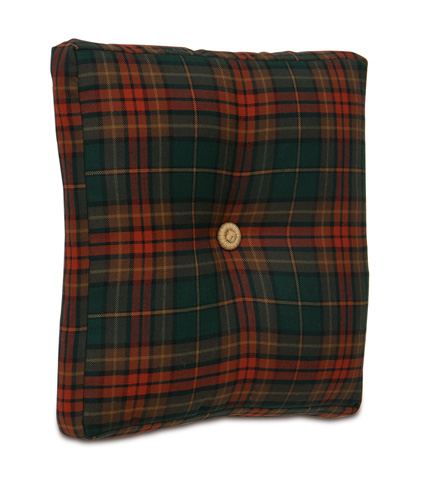 Eastern Accents - Plaid Box Pillow - ATE-213