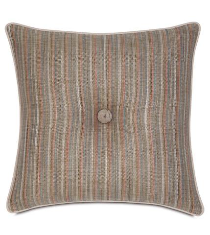 Image of Lambert Kilim Tufted Pillow