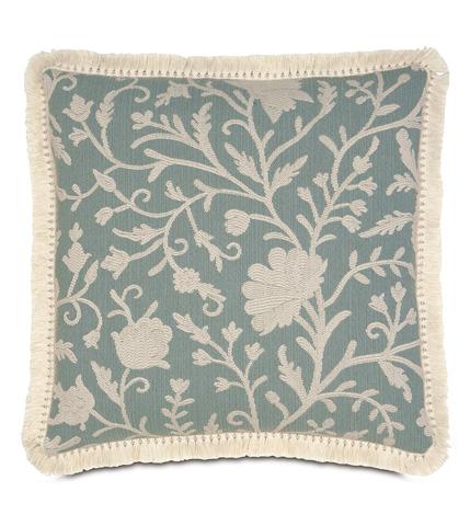 Image of Avila  Pillow with Tassel Fringe