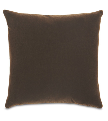 Eastern Accents - Bach Chocolate Pillow - BAC-01-CH