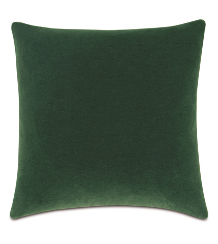 Image of Bach Emerald Pillow