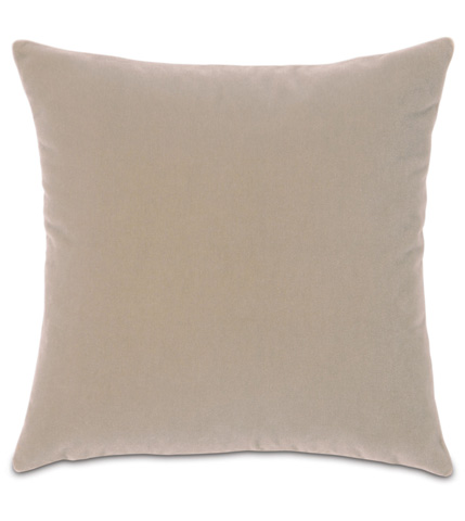 Image of Bach Heraldic Ivory Pillow
