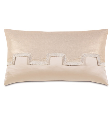 Image of Marilyn Chamois Pillow With Reflection Flap
