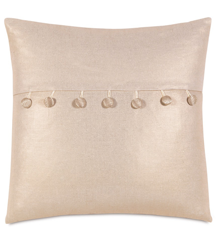 Image of Reflection Gold Envelope Pillow