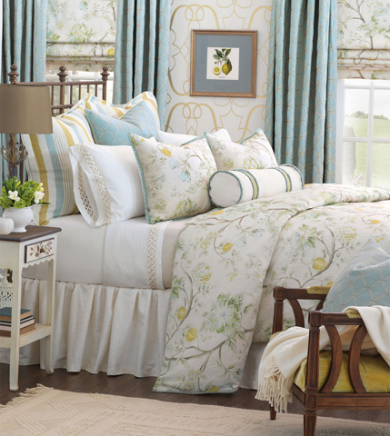 Eastern Accents - Magnolia Bedset - BDQ-388