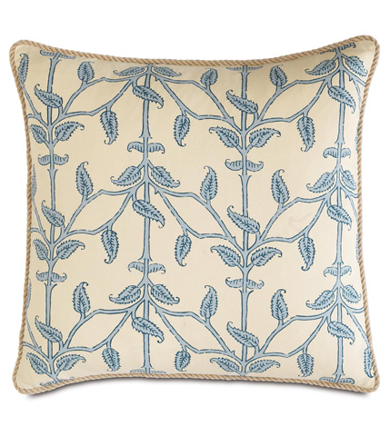 Image of Badu Beanstalk Pillow with Cord