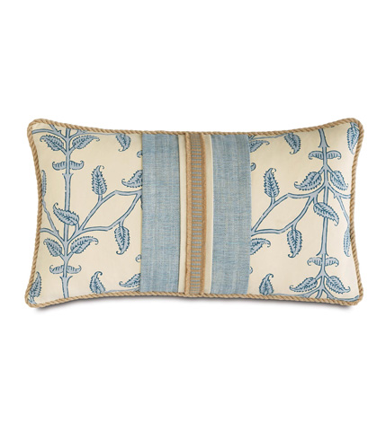 Image of Badu Beanstalk Pillow with Insert