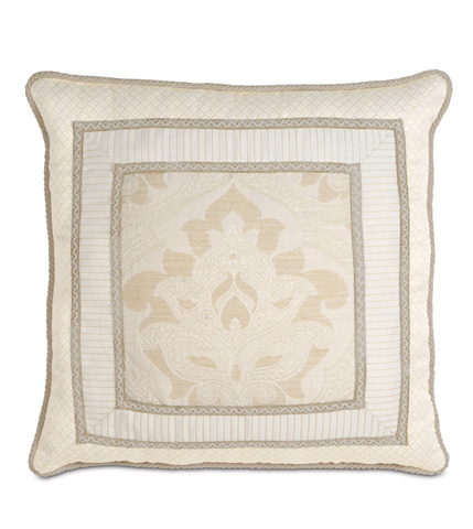 Image of Brookfield Border Collage Pillow