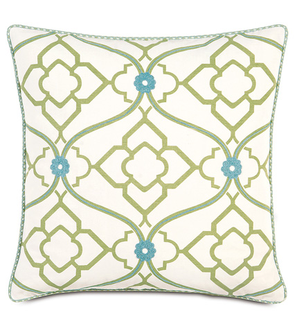 Eastern Accents - Bradshaw  Pillow with Cord - BRS-09