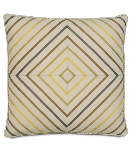 Image of Austin Citron Squares Pillow