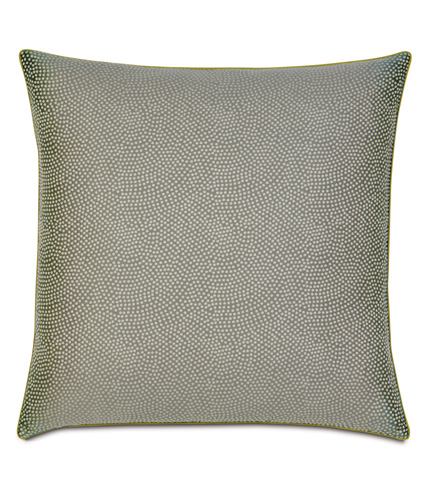Eastern Accents - Garza Pebble Pillow with Mini Welt - CAL-09