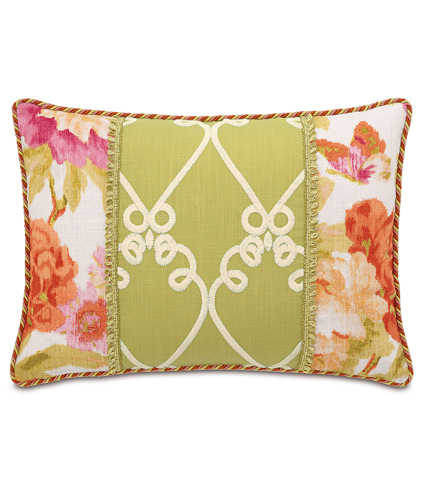 Image of Etta Lime Insert Pillow