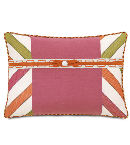Eastern Accents - Breeze Bloom Insert Pillow - CAR-06